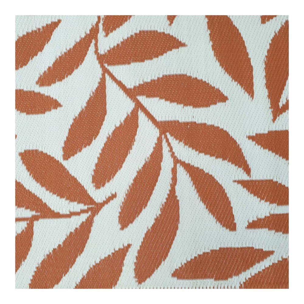 1-VI-PO-RU-alfombra-plastico-exterior-naranja-blanco-hojas-reversible
