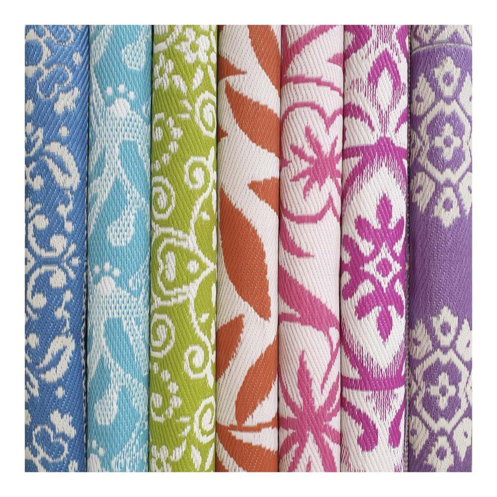 1-VI-PO-RU-alfombra-plastico-exterior-India-colores-vivos