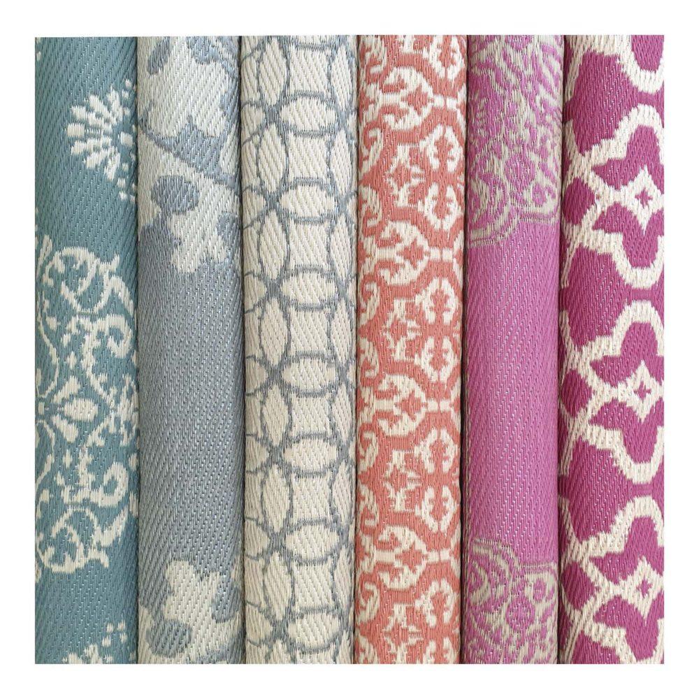 1-VI-PO-RU-alfombra-plastico-exterior-colores-beige-fucsia-verde-crudo